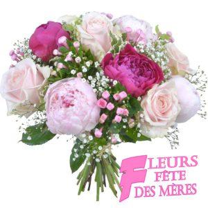 Faire livrer des fleurs pour la Fête des Mères
